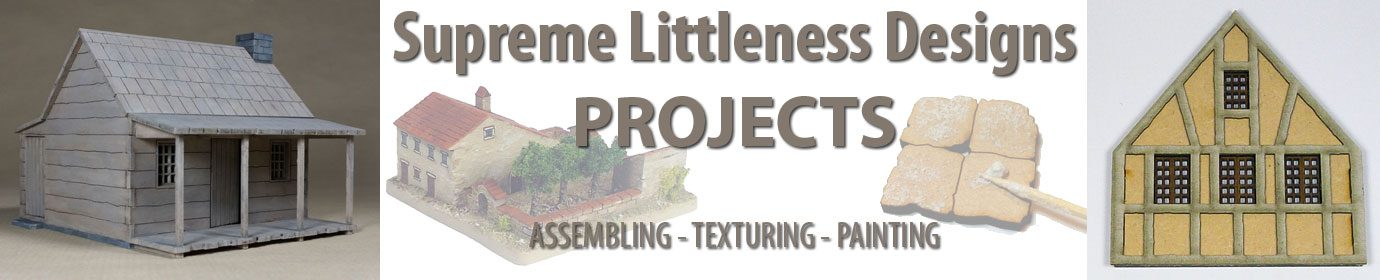 Supreme Littleness Designs Projects